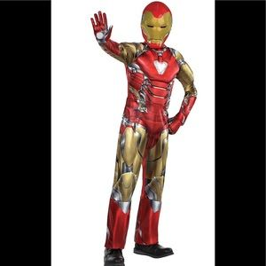 Ironman Boys Halloween Costume